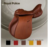 Royal Police GP saddle